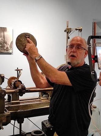 בועז קרצ'מר - מוזיאון מורשת צאן ברזל