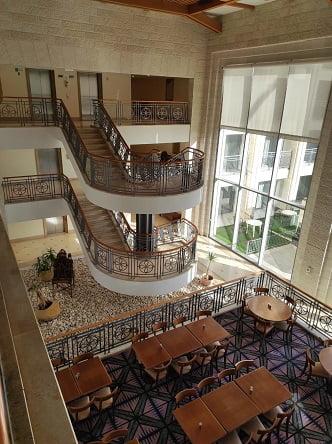מלון גולדן קראון הר הקפיצה, נצרת