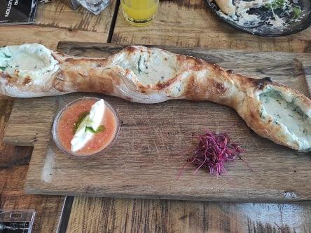 ריפיאנה תרד - מסעדת פרש דה מרקט