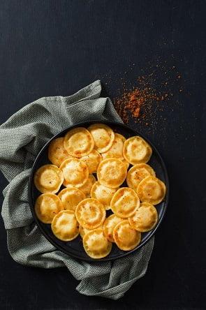 מתכון – רביולי גבינות