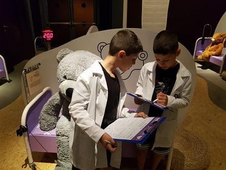 זמן לזוז – תערוכה חדשה במוזיאון המדע ירושלים