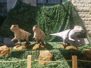 סודות הדינוזאורים, מדעטק חיפה (צילום: עופרה פנחס)